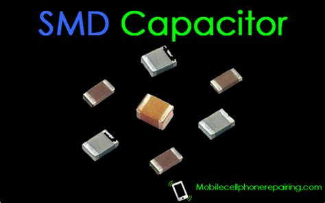 types of capacitors smd smd capacitor surface mount chip capacitor guide