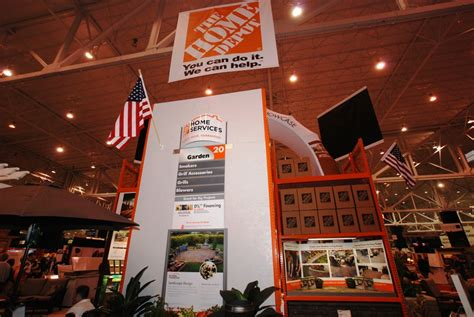 the home depot usa expo