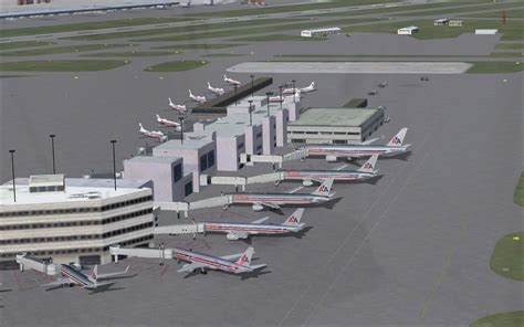 airport design editor ils afcad file for kmia for fsx