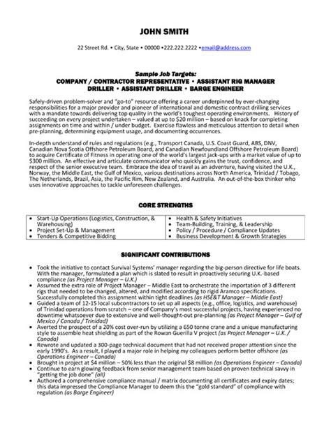 top geology resume templates samples