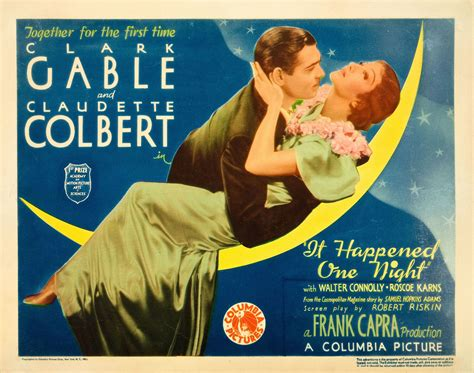 film it happened one night man as image clark gable james dean and the audience