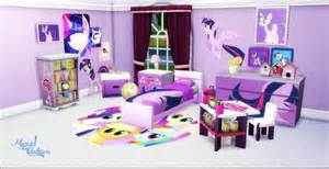 My Little Pony Bedroom Ideas My Little Pony Bedroom At Victor Miguel 187 Sims 4 Updates