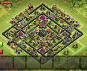Best th9 war base 2014 anti dragon th9 war base design 171 mgyans