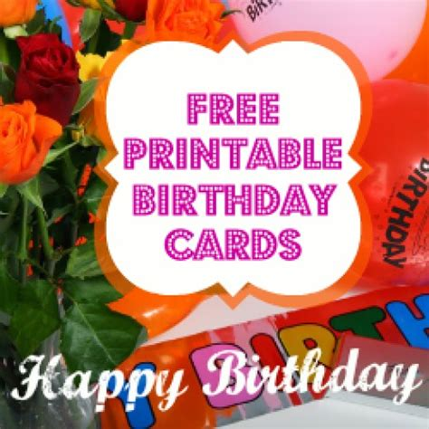 free print birthday cards templates free printable birthday cards templates for and