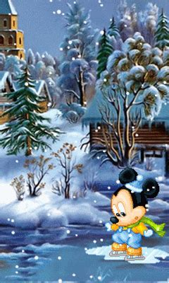 animated  mickey cell phone wallpaper category holidays gif christmas