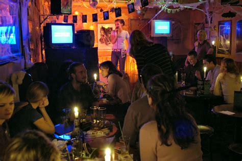 Karaoke Nav Di Belleza file karaoke pub jpg wikimedia commons