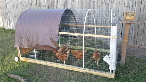 chicken tractor design my backyard chickens