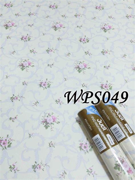 jual wps silver vector   flow wallpaper dinding