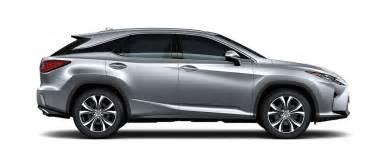 when is new design of lexus rx autos post