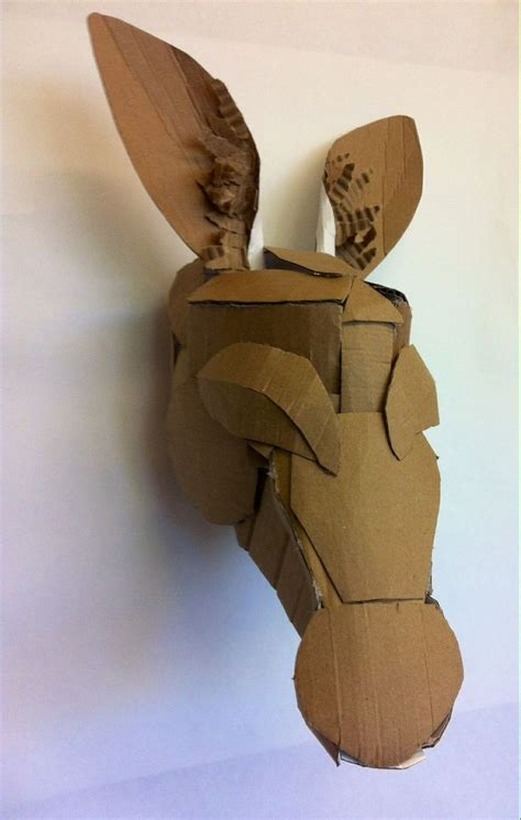 1000 ideas about cardboard animals on pinterest