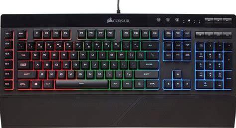 Corsair K55 Rgb By Chemicy Gaming corsair k55 wired gaming membrane keyboard with rgb