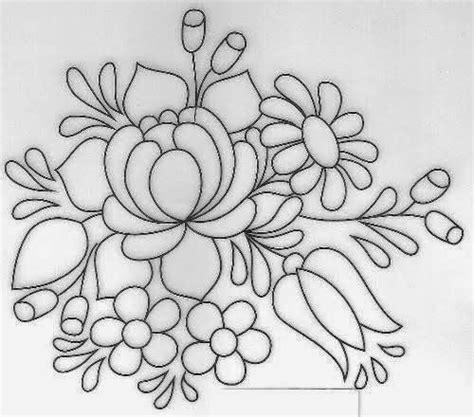 dibujos para bordar gratis dibujos y plantillas para imprimir dibujos de flores para