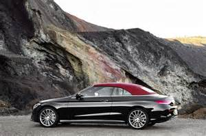 new 2017 mercedes c class convertible for that s