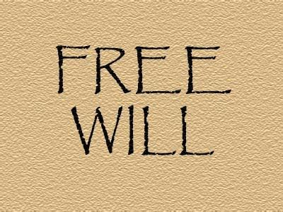 Do A Free Search Which Free Will Do We