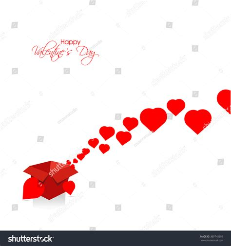 valentines day card design hearts vector stock vector vector background greeting card design valentines stock