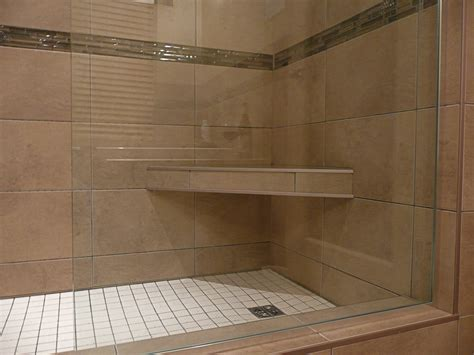 tiled shower bench tile shower with bench car interior design