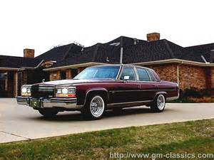 Brougham Cadillac Custom Cadillac Fleetwood Brougham Image 61