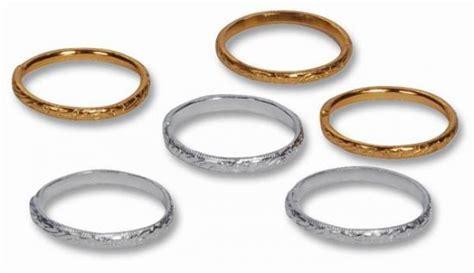 Eheringe Zur Silberhochzeit by Streudeko F 195 188 R Die Silberne Hochzeit Kaufen