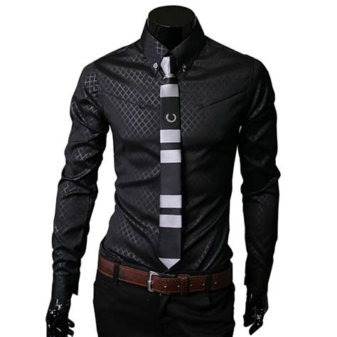Kemeja Formal Jeep wholesale formal shirt designs slim fit dress