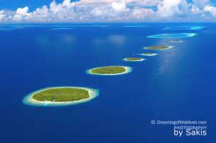 maldives aerial photography baa atoll islands