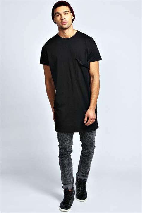 Stylish Oversized Shirts by Oversized Pocket Line T Shirt Pormahang Petmalu