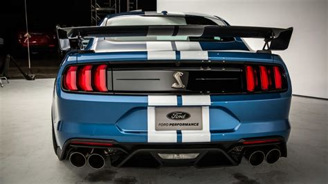 How Much Is The 2020 Ford Mustang Shelby Gt500 by Fordboost This Is The 2020 Ford Mustang Gt500 With Dct