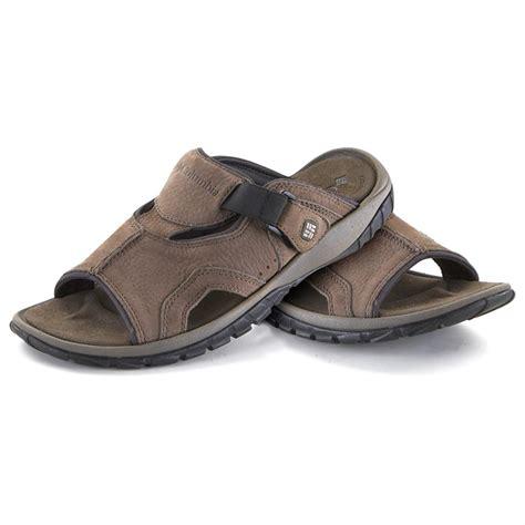 columbia sandals sale s columbia 174 slate slide 120382 sandals flip