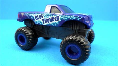 blue thunder truck blue thunder truck 2015 mcdonald s jam 2