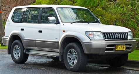 1999 Toyota Land Cruiser 1999 Toyota Land Cruiser Information And Photos