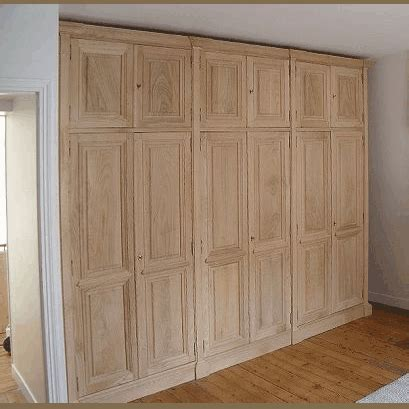 costruire un armadio in legno armadi in legno massiccio