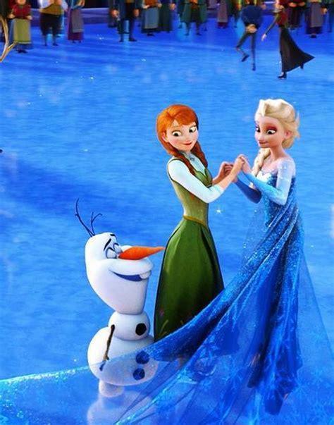 film frozen yang terbaru gambar 10 gambar disney frozen bergerak elsa dan anna animasi