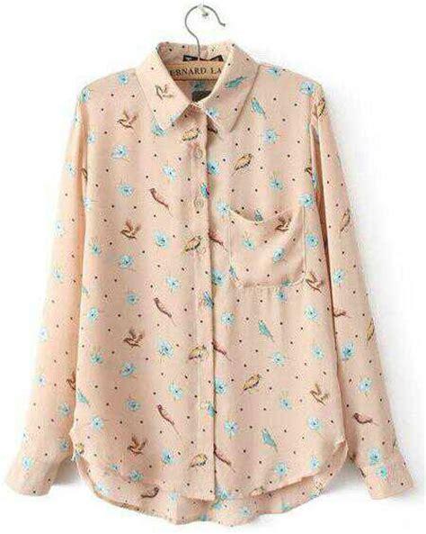 Baju Wanita Terbaru Murah Baju Wanita Terbaru Murah baju kemeja wanita cantik quot bird khaki quot model terbaru murah