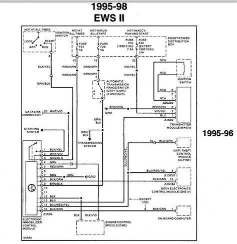 diagrams 701721 ews3 wiring diagram ews ii pin number