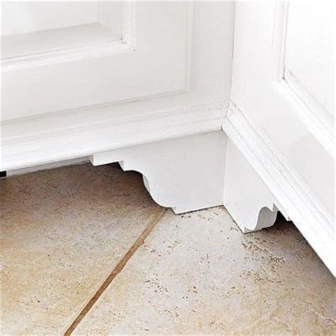 kitchen cabinet feet pinterest