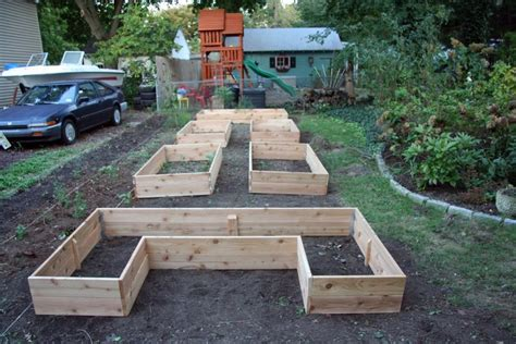 Easy Raised Garden Bed by Diy Easy Access Raised Garden Bed The Owner Builder Network