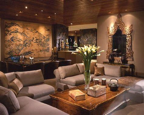 asian decor living room pinterest