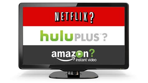 film streaming services and tv sets choosing the best streaming service for your tv and movie