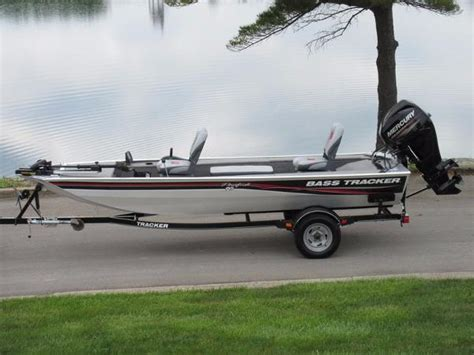 used tracker panfish 16 boats for sale boats - Used Bass Tracker Panfish Boats For Sale