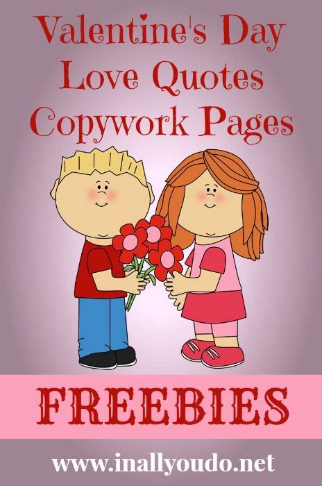 valentines day sayings family free valentine s day quotes copywork frugal