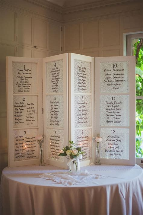 Wedding Table Seating by Best 25 Seating Chart Wedding Ideas On Table