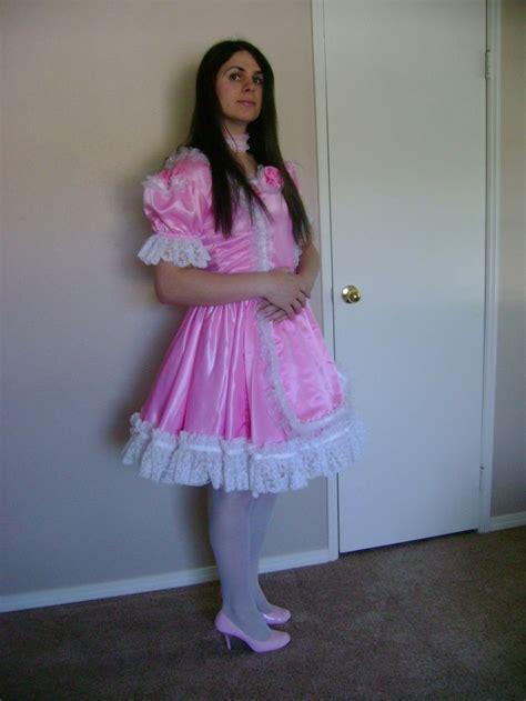 sissy boy shopping for dresses another pink sissy dress by blue sky jen deviantart com on