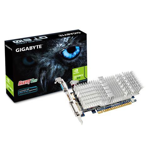 Cardex Gt 210 1gb 64 Bit Ddr3 gigabyte gt 210 1gb 64 bit ddr3 gv n210sl 1gi graphics ca