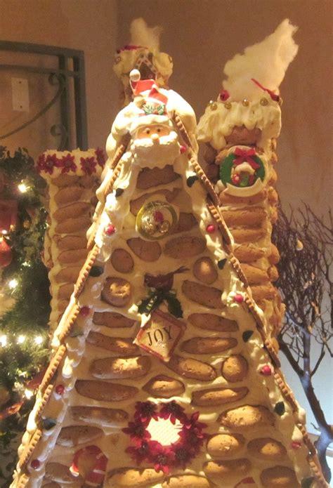 ciao newport beach  beautiful gingerbread house