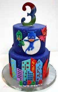 birthday cakes nj pj mask specialty cakes