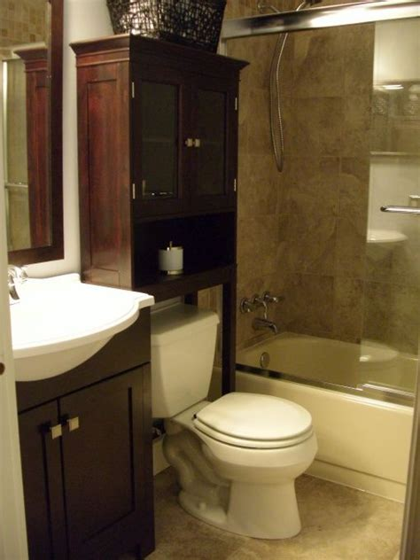 Inexpensive Bathroom Remodel Ideas Starting To Put Together Bathroom Ideas Storage Space Small Bath Redone For 3k