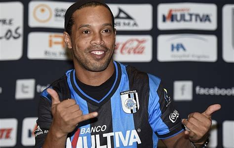 ronaldinho biography in english ronaldinho aims for quot titles and chicks quot in mexico marca