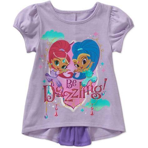 shine tshirt shimmer and shine shirt size 2t 3t 4t 5t new ebay
