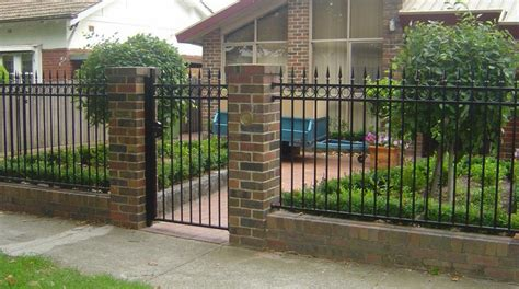 wrought iron fencing architectural design