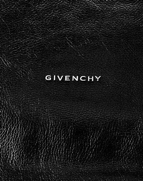 Tas Givenchy detail een givenchy tas ontworpen onder leiding