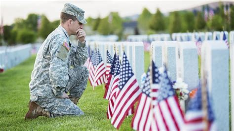 Memorial Day Honors Those Who Died In Service To Our Country by Lets Us Not Forget To Honor Those Who Died For Us
